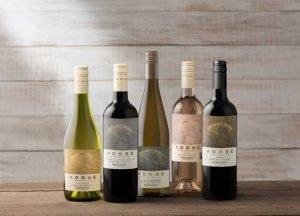 Adobe-viinien uusi ulkoasu