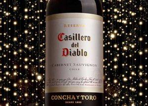 Viini joulupöytään – Casillero del Diablo