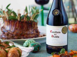 Viini lampaalle – pääsiäispöydän ehdoton herkku