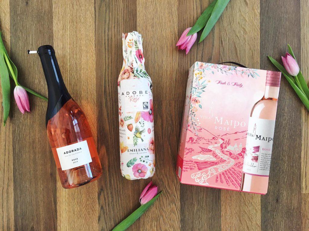 Hyvä roseeviini kesäpöytään, aperitiiviksi tai seurusteluun.