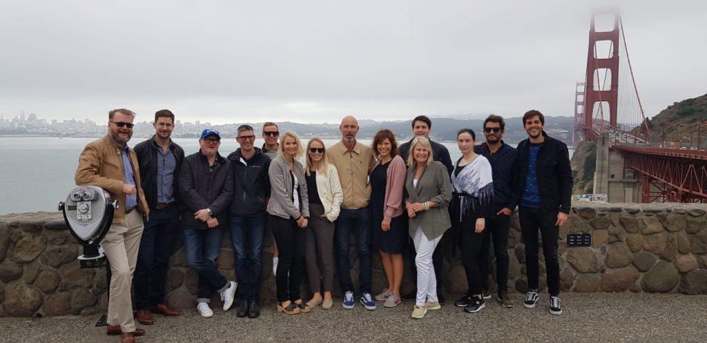Viinin maahantuonti: Nordic team